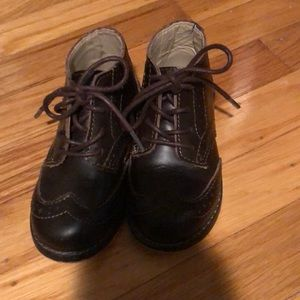 Janie and Jack toddler boys dress shoes